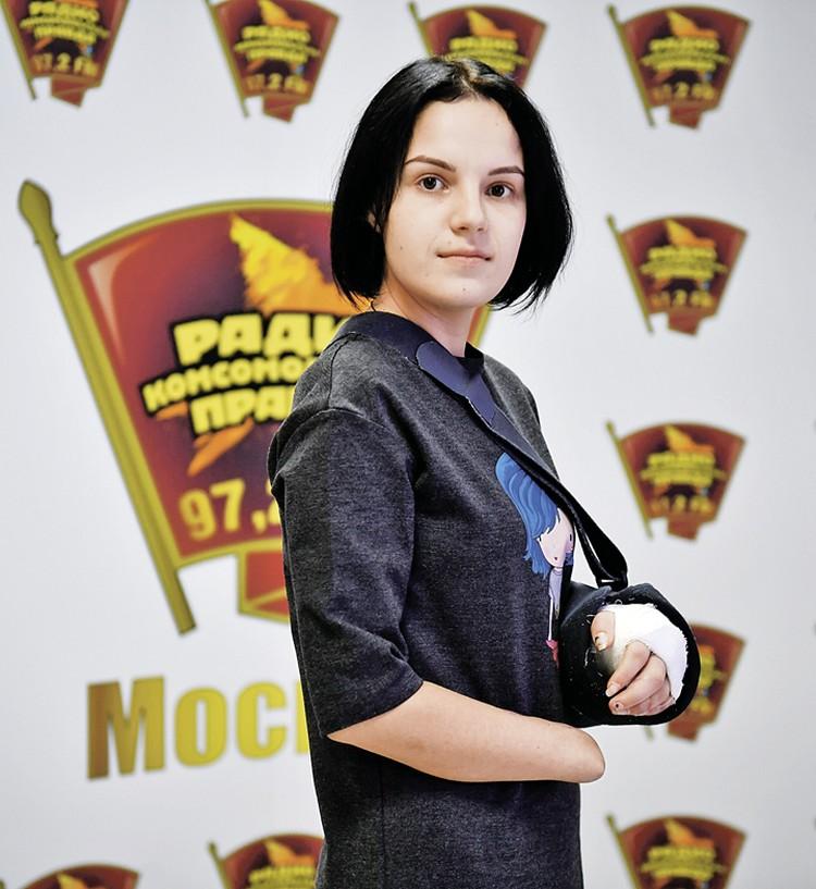 Маргарита Грачева рассказала свою историю в эфире Радио «Комсомольская правда» (97,2 FM).