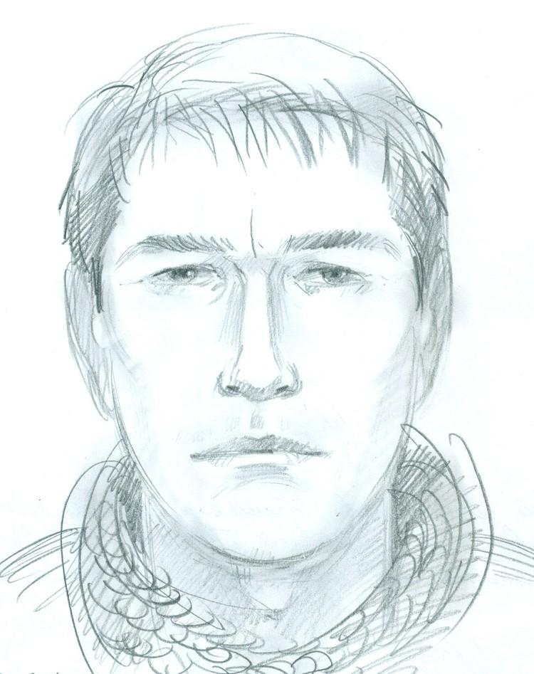 Фото: Мужчину, который напал на женщин в Серебрянке, ищет милиция