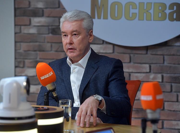 В прямом эфире Радио «Комсомольская правда» мы побеседовали с мэром Москвы о том, что сейчас происходит в столице и чего ждать в ближайшем будущем