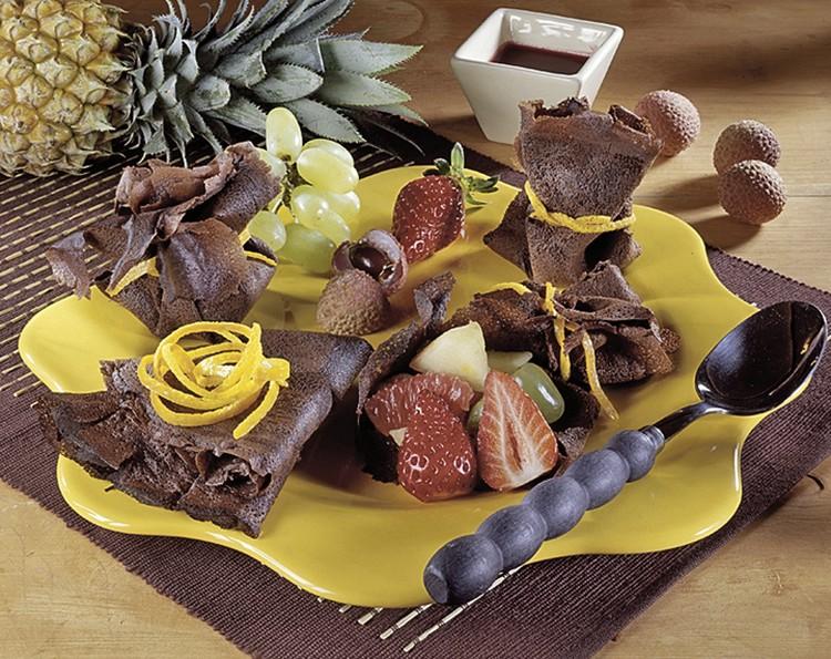 Шоколадные Фото: фотобанк Лори, Fotolia/PhotoXPress.ru