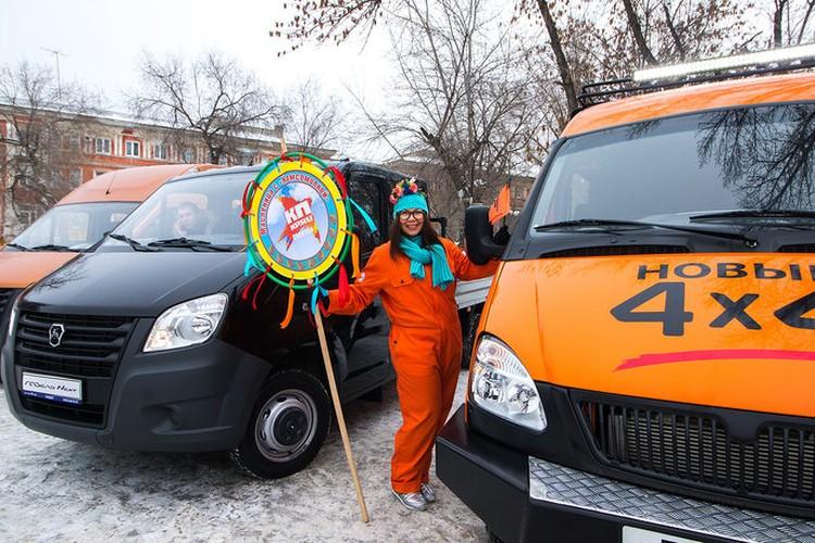 """""""Комсомольская правда"""" стала организатором Масленицы в Заводском районе."""