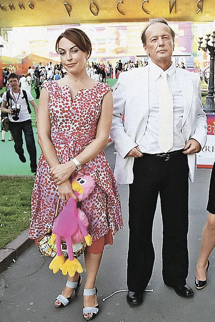Елена Бомбина была поклонницей артиста, а затем стала его женой. Фото: Сергей ИВАНОВ/PhotoXPress