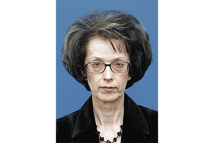 Велта Задорнова. Фото: philol.msu.ru