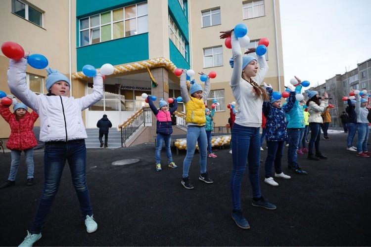 В прошлом декабре в Карабаше при участии правительства Челябинской области появилась новая детская школа искусств. Фото: Пресс служба РМК