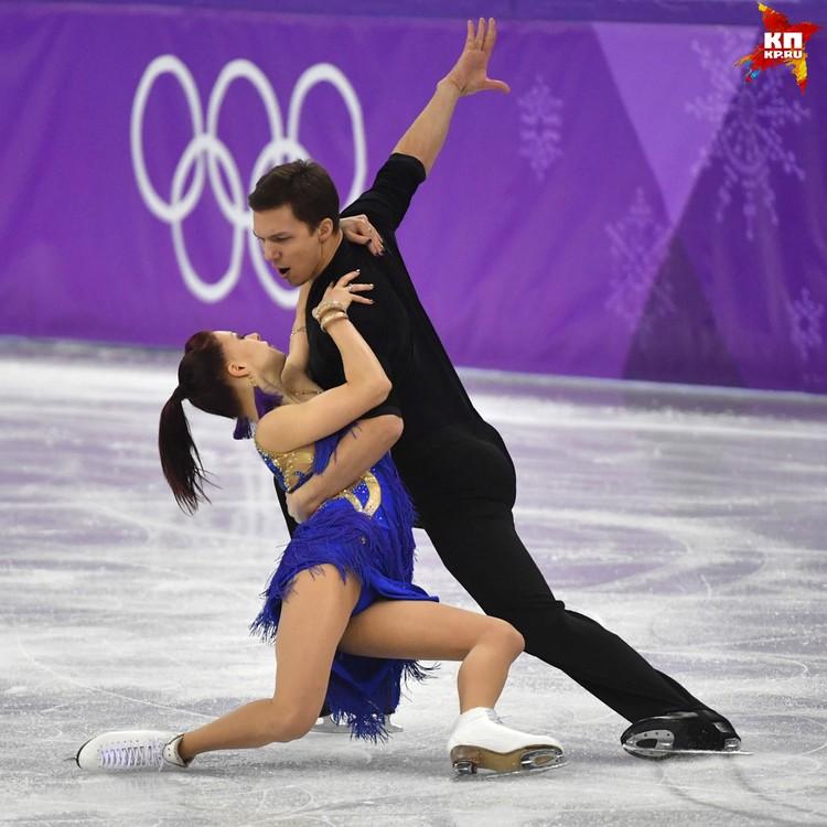«Ветераны» Дмитрий Соловьев и Екатерина Боброва