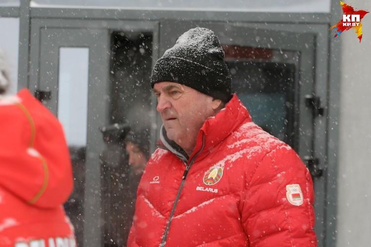 """Юрий Альберс рассказал о важности """"Снежного снайпера"""" в поиске молодых талантов."""