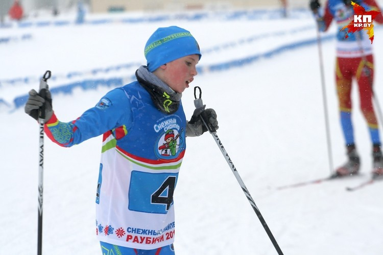 Анатолий Штундер принес своей команде первое место.