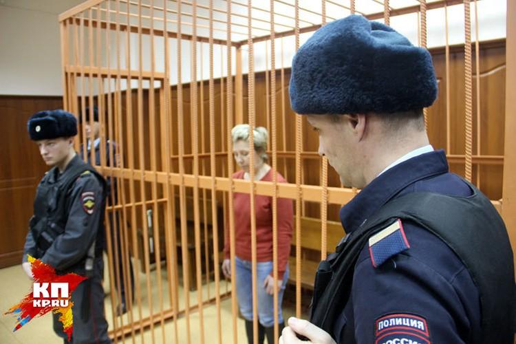Где будет находиться на время расследования Надежда Судденок – на свободе или под арестом – суд решит через сутки