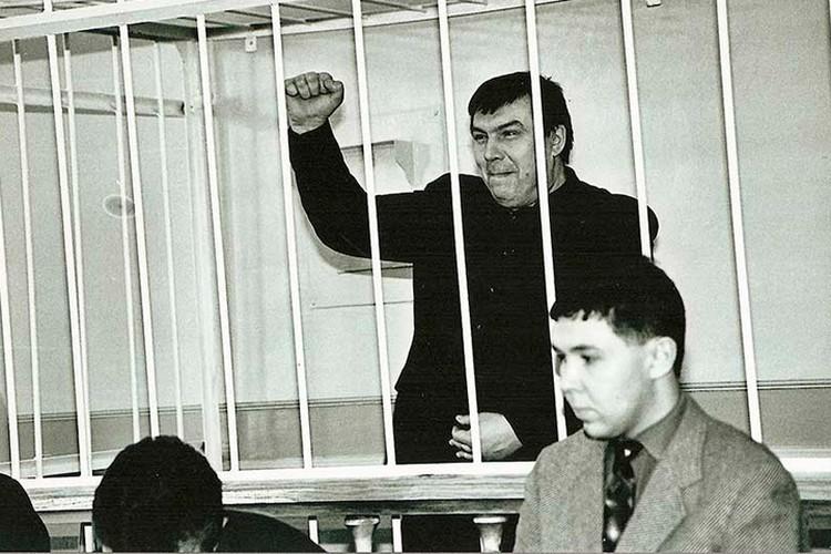 Через пару дней итоги выборов отменили, а самого Андрея Анатольевича арестовали.