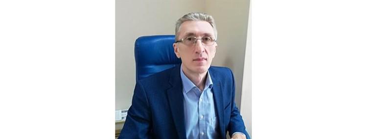 Директор Воронежского филиала СОГАЗ-Мед Дмитрий Васильевич Кирсанов
