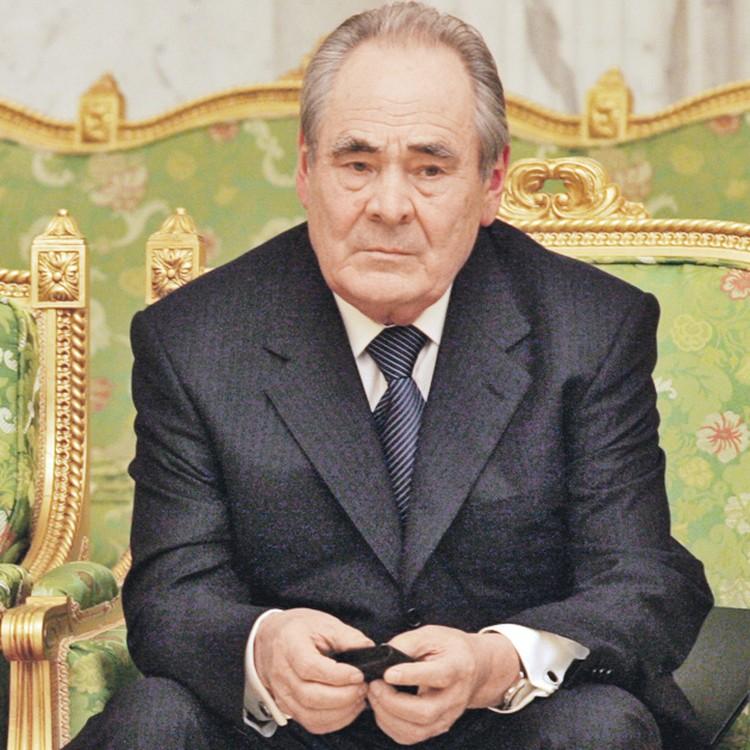 Шаймиеву полагался бонус в 4,4 миллиона