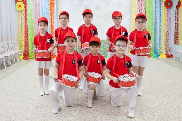 Торжественное празднование 65-летия любимого детского сада