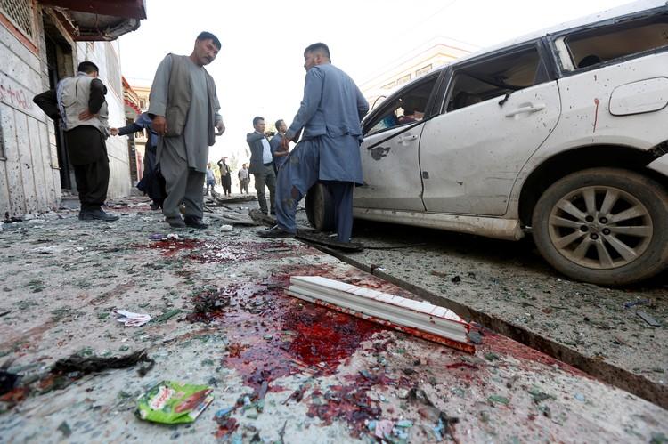 Ответственность за один из взрывов уже взяла на себя запрещенная в РФ террористическая группировка ИГ