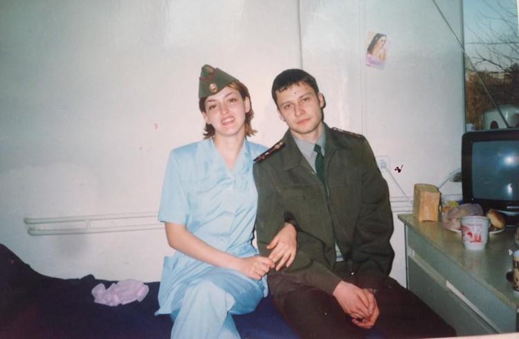 Андрей Павленко окончил военно-медицинскую академию имени Кирова с красным дипломом.