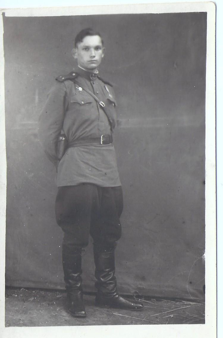 Сергей Бушлаков. Фото: семейный архив