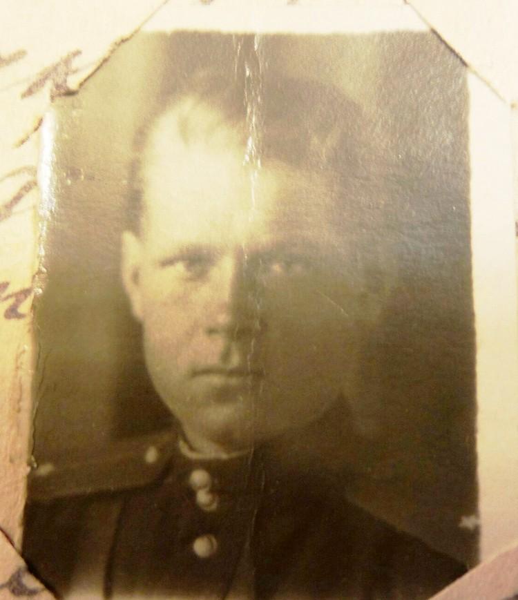 Юрий - к сожалению, без фамилии. Фото: семейный архив