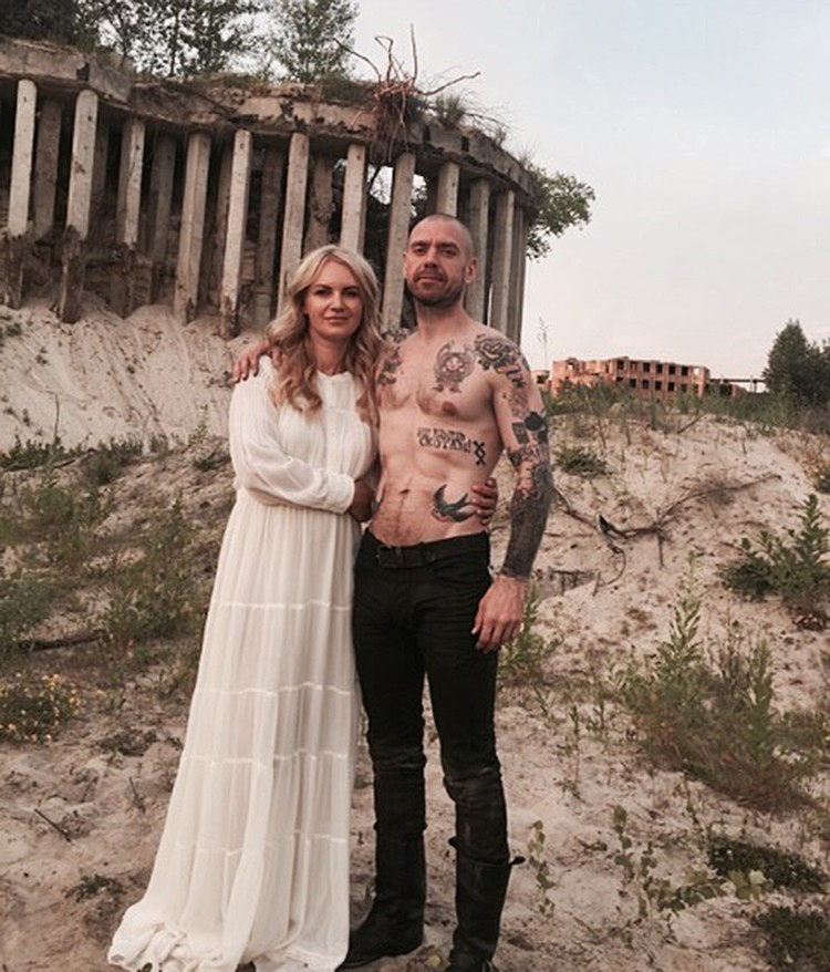 Светлана и Сергей очень разные – но отлично дополняют друг друга. Фото: личный архив