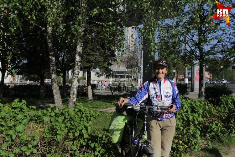 Домой Юлия Михайлюк планирует вернуться осенью, в первых числах октября