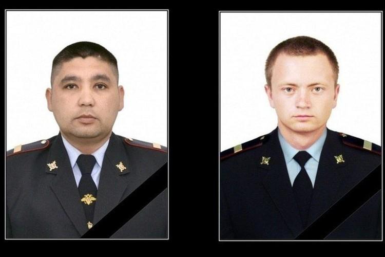 Кайрат Рахметов и Владимир Горсков приехали в Грозный в командировку.