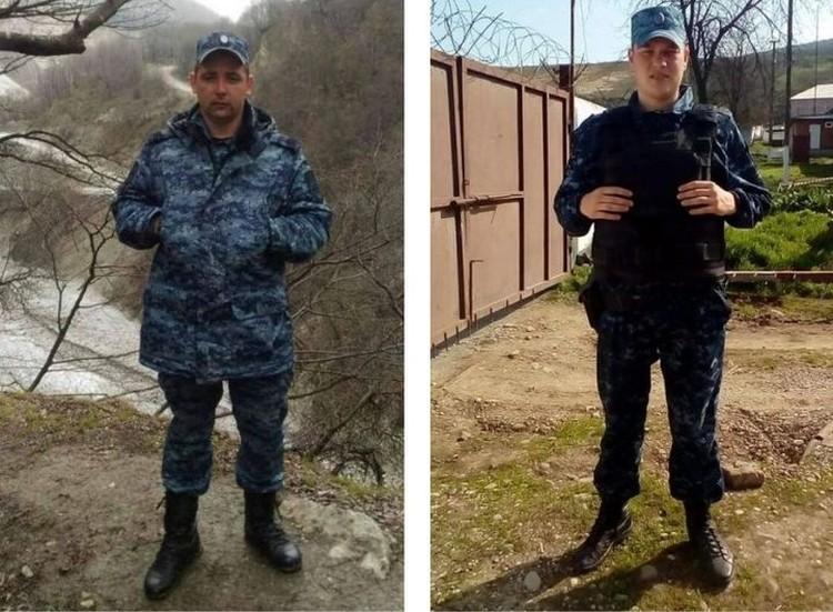 Во время нападения были ранены двое полицейских: Николай Горбунов и Владимир Дементьев.