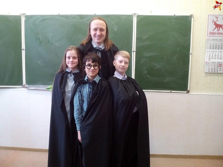Сергей говорит, что не все его уроки – феерия. Но волшебство на них точно происходит.