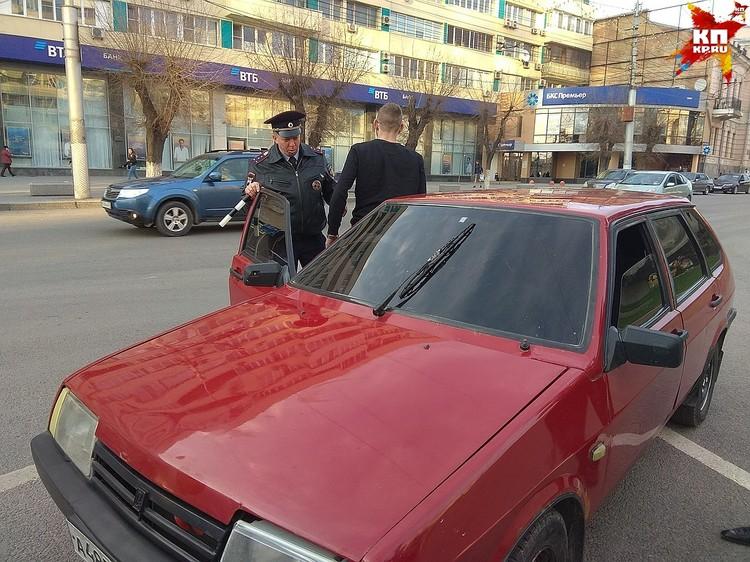 Александр Алифашкин был вежливым даже с нарушителями ПДД