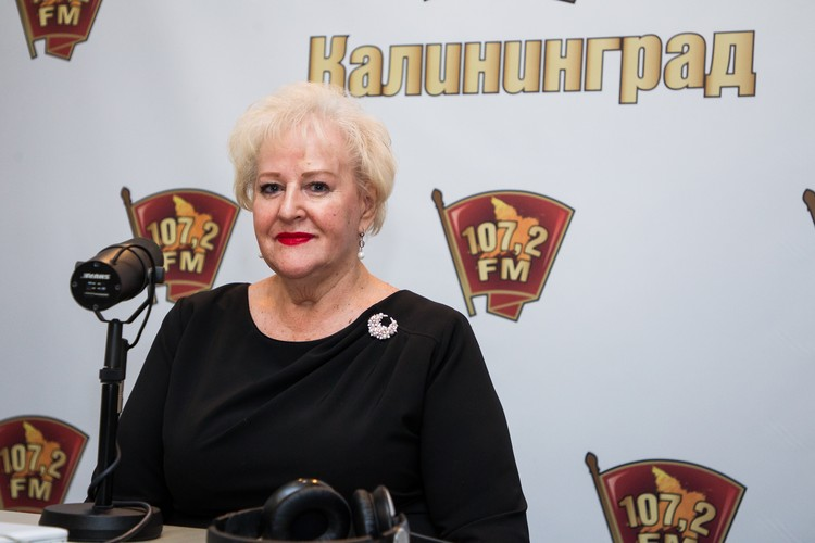 Людмила Осипова.