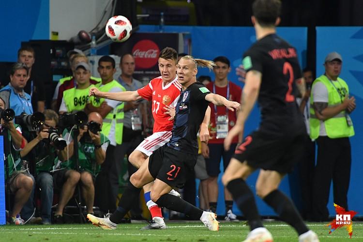 Хорваты хотели победы. Хорваты хотели атаковать
