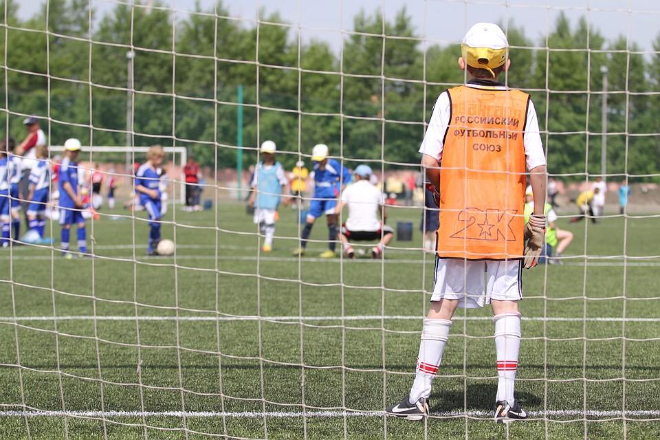 Футбольная секция красноярск автобавария