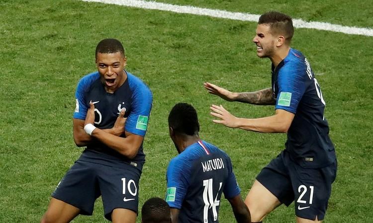 Франция может гордиться Кубком мира в своих руках