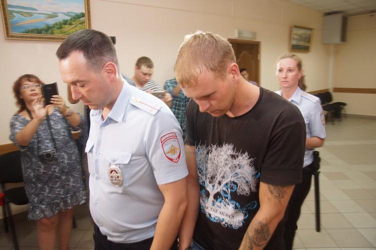 Николай Захаров пока признает свою вину