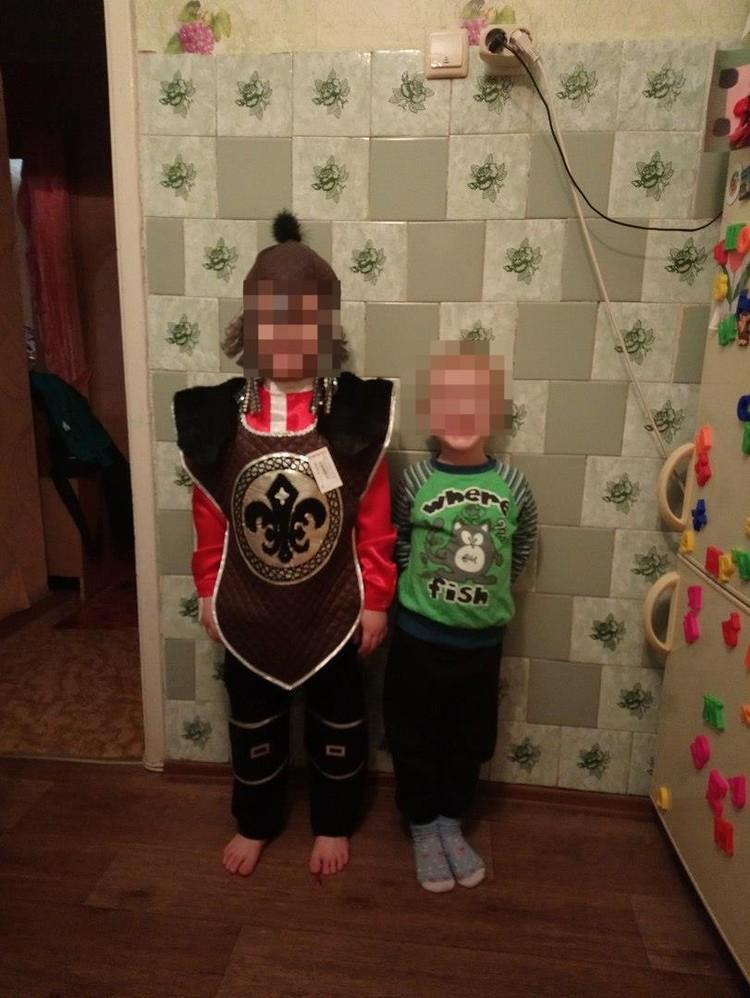 У пары остались два сына 4 и 5 лет