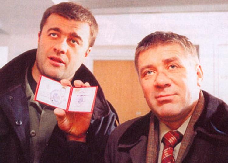 Андрей Краско играл одного из главных героев - друга Николаева.