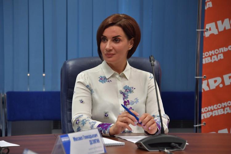 Кристина Лапская