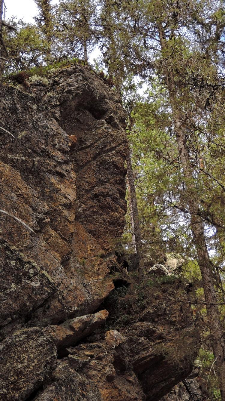 Этот памятник воину гиперборейцу под Ковдором по всей видимости самый древний на Земле. Фото: Александр Шворнев