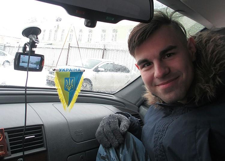 Костыленков участвовал в майдане на Украине