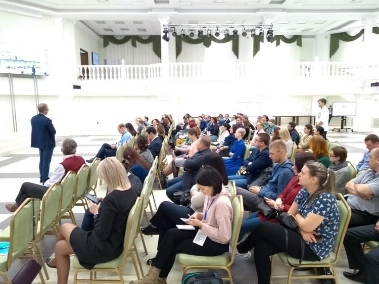На сахалинскую сессию «Медиашколы» приехали более 250 региональных журналистов и сотрудников пресс-служб госорганов из всех субъектов ДФО.