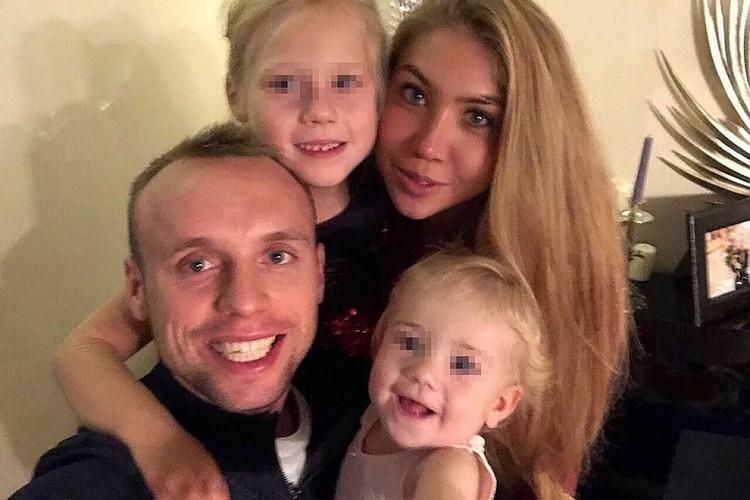 У супругов две дочери. Фото: личный архив Дарьи Глушаковой