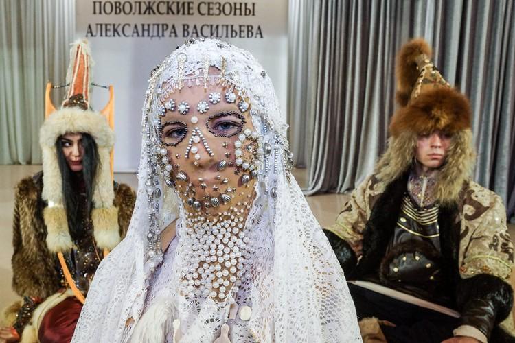 Эту модель Васильев сравнил с творениями Гуччи