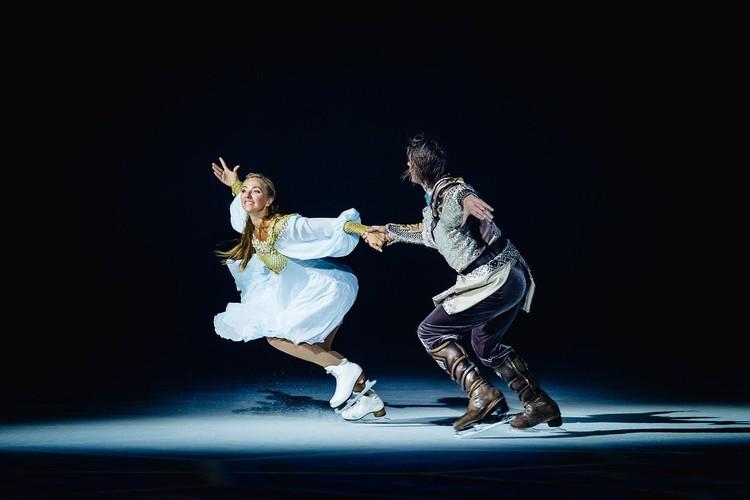 Татьяна Навка придумала эту постановку, когда читала дочке сказку Пушкина