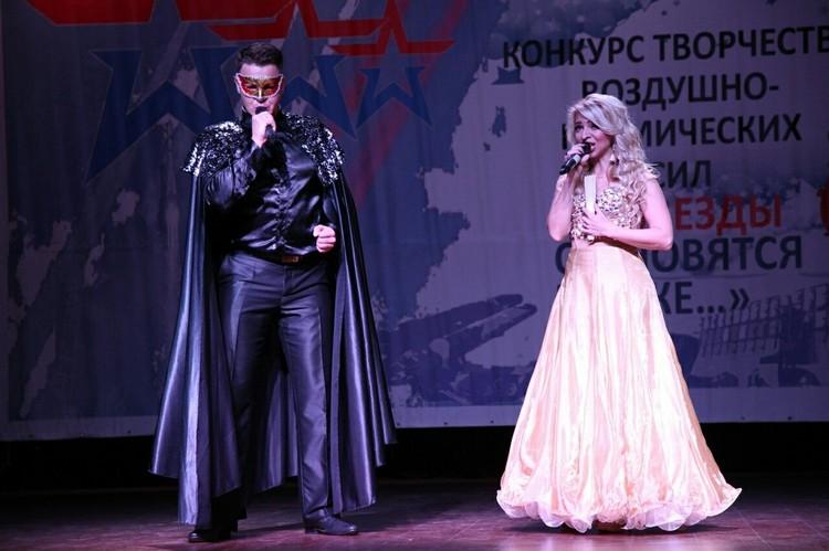 """Екатерина год готовила мужа к арии из """"Принцессы цирка"""""""
