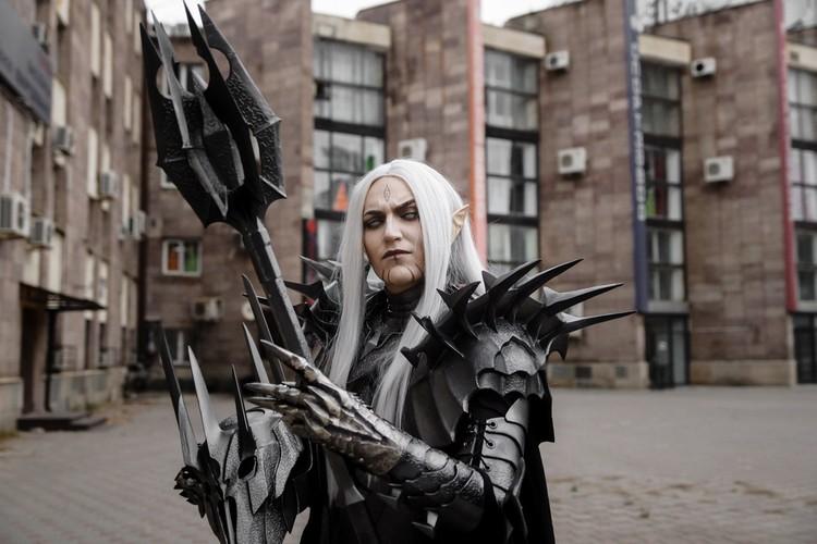 В Самаре около ЗИМа можно было встретить Саурона. Да, он пока не встречался с Исильдуром