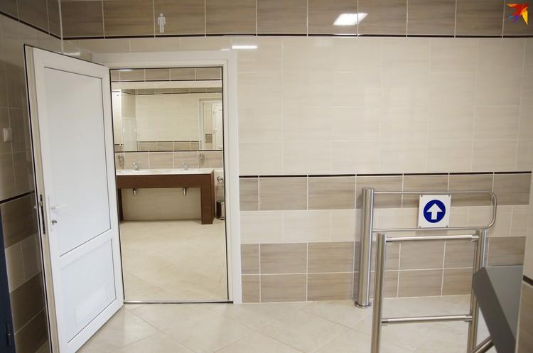 В Гомеле построили туалет за миллион долларов
