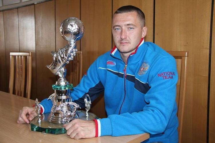 Пятикратный чемпион мира Игорь Жилин