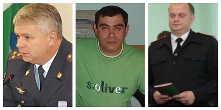 Трое подозреваемых заключены под стражу
