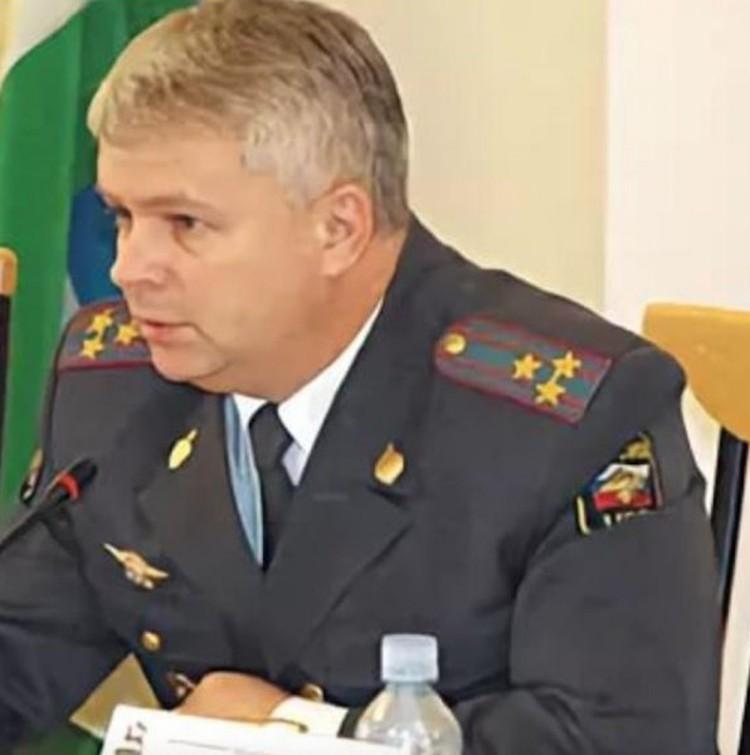 Эдуард Матвеев