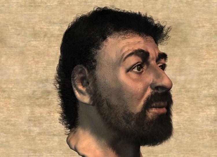 Так мог выглядеть Иисус по версии криминалиста Ричарда Ниива.