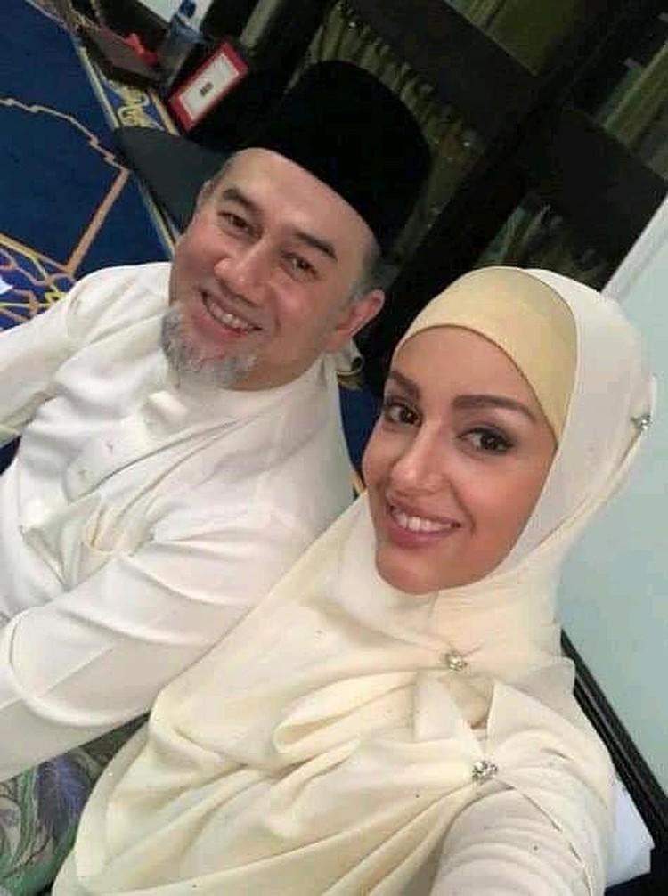 Оксана Воеводина приняла ислам