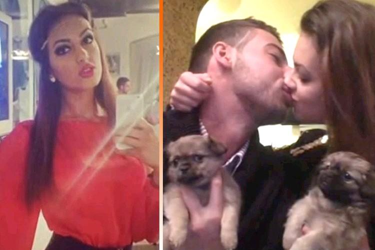 """Оксана Горбатенко известна как обладательница титула """"Мисс Москва 2015"""", которая теперь стала частью семьи короля Малайзии."""