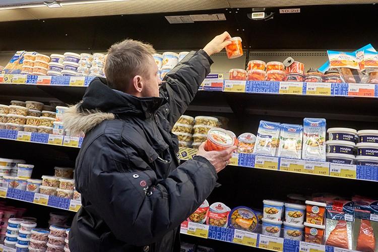 Многие российские товары для европейца стоят недорого.